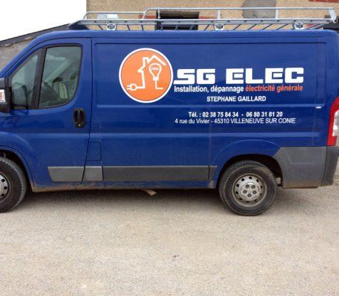 Camion SG Elec